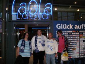 Veltins Arena Lola Club Gelsenkirchen