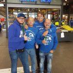Die Schalke Jungs und Dennis - Schalke 04 - RB Leipzig
